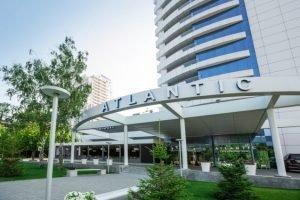 Гостиничный комплекс ATLANTIC Garden Resort, г.Одесса, ул.Генуэзская, 24-А