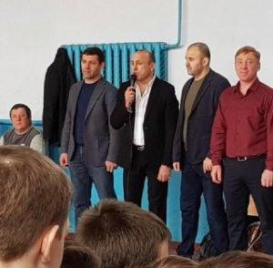 19 января в с. Огородное Болграрского р-на прошёл Международный турнир по вольной борьбе при поддержке «Болгарского Народного Собрания».3