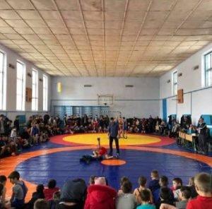 19 января в с. Огородное Болграрского р-на прошёл Международный турнир по вольной борьбе при поддержке «Болгарского Народного Собрания».1