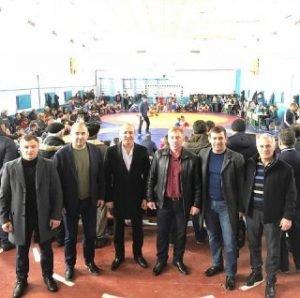 19 января в с. Огородное Болграрского р-на прошёл Международный турнир по вольной борьбе при поддержке «Болгарского Народного Собрания».2