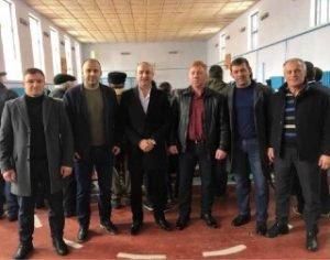 19 января в с. Огородное Болграрского р-на прошёл Международный турнир по вольной борьбе при поддержке «Болгарского Народного Собрания».