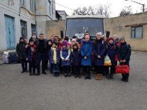 116 детей получили путёвки в санаторий «Люстдорф»
